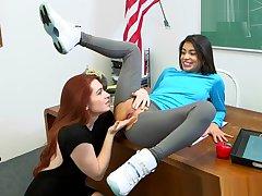 Veronica Rodriguez hot of a male effeminate seduction