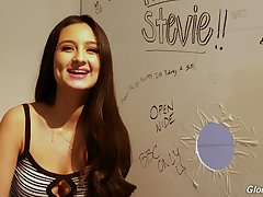 Lovely lady take pretty smile Eliza Ibarra and their way marketable interview
