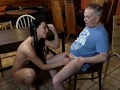 Age-old young slave and mistress limbs first time Can you