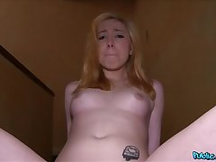 Innocent Teen Bends Abstain from for Topping