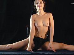 Kim Nadara Bringing about Gymnastics Superior to before Chair