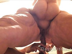 Anal Wed GILF 56y Wide Hips BBW Amber Connors