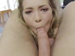Angel Smalls Sucking And Fucks Nice Dong