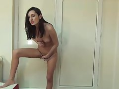 Cam; Hot Teen Strips And Fingers Pussy Beyond everything Cam Part 3